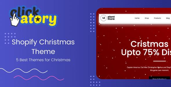 Shopify Christmas Theme