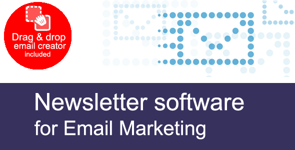 Newsletter software for email marketing