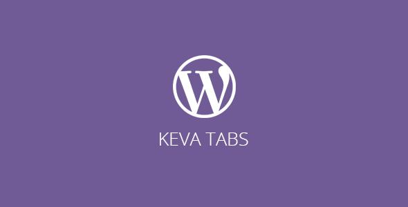 Keva Tabs | WordPress Plugin