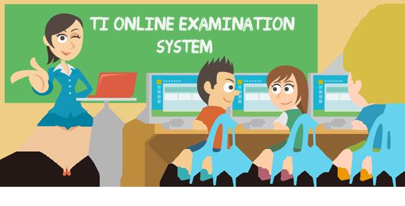 Ti Online Examination System Pro