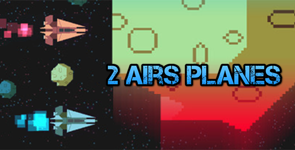 2 Airs Planes with Admob