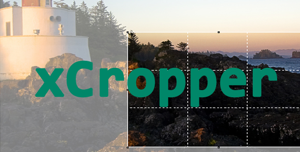 xCropper - Custom Resizable Image Crop