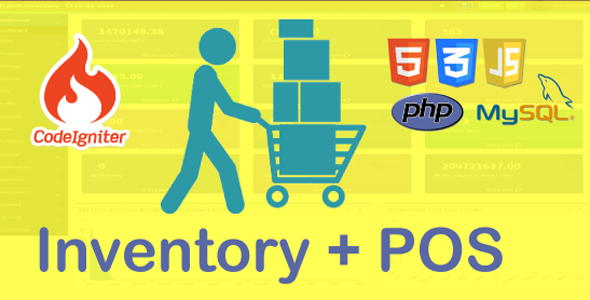 Elegant POS-Inventory Management System