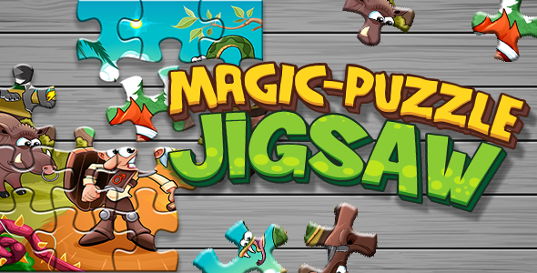 Magic Puzzle Jigsaw
