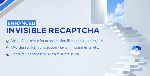 Enhanced Invisible reCAPTCHA