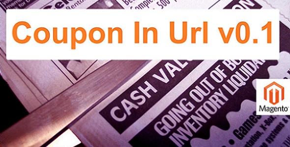 Coupon In Url | Magento Extension