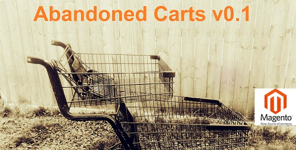 Abandoned Carts   Magento Extension
