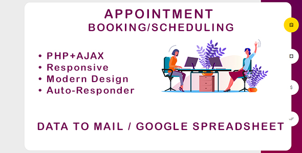 Appointment Booking and Scheduling