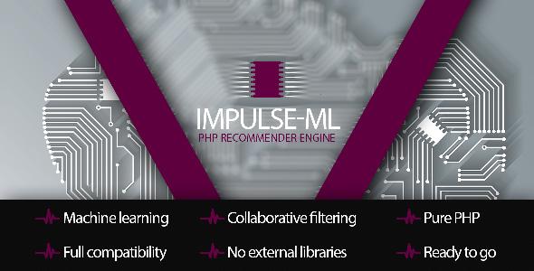 Impulse-ML: Recommender