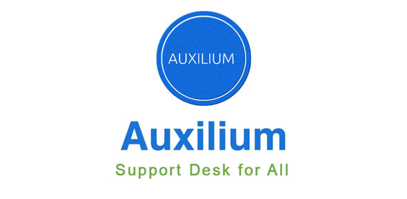 Auxilium : Support Desk for Freelancers