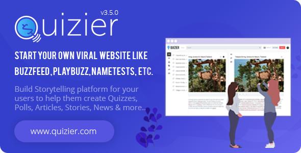 Quizier Multipurpose Viral Application & Capture Leads