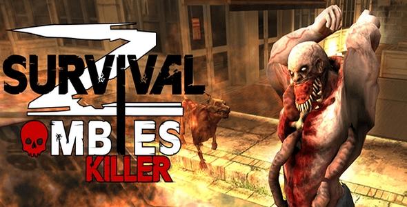 Zombie Shooter Survival killer  Death Target 3D