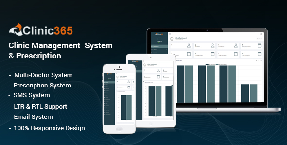 Clinic365 - Clinic Management System