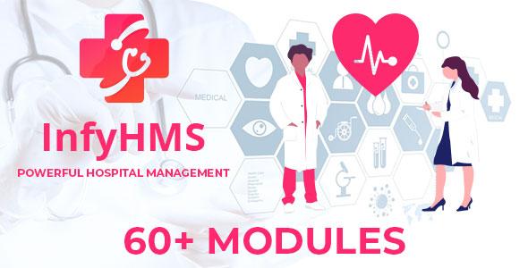 InfyHMS - Smart Laravel Hospital Management System