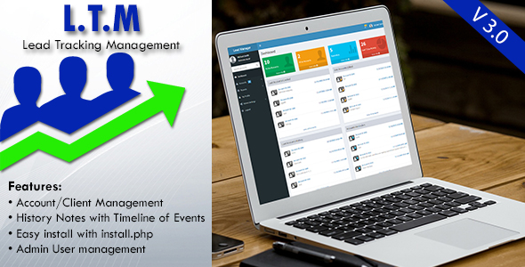 Lead Tracker Manager