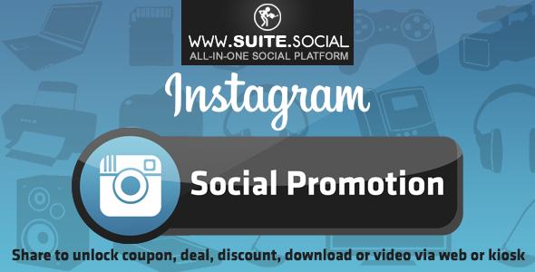 Instagram Promotion: Sharer