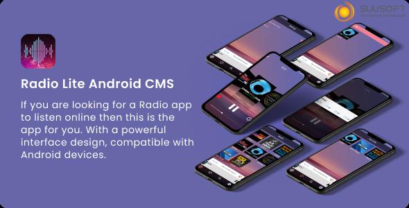 Radio Android Source code