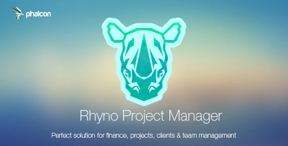 Rhyno Project Manager