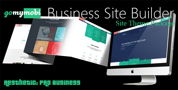 gomymobiBSB's Site Theme: Aesthetic - PRO Business
