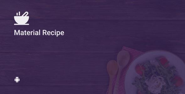 Material Recipe 4.5