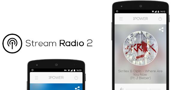 Stream Radio 2 - Single Station
