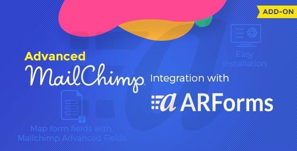 Advanced Mailchimp integration with ARForms