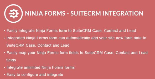 Ninja Forms - SuiteCRM Integration