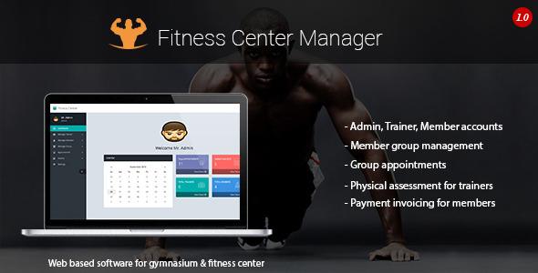 Fitness Center Manager
