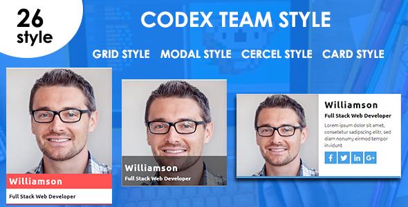 Codex Team Box