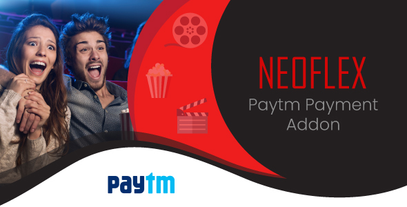 Neoflex Paytm Payment Addon