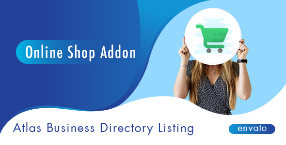 Atlas Directory Listing Online Shop Addon
