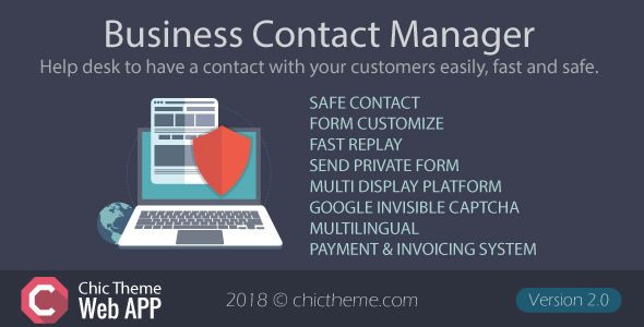 Business Contact Manager