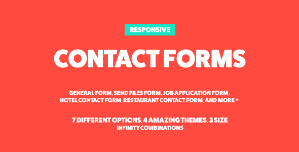 ContactMe - Responsive AJAX Contact Form - HTML5 PHP