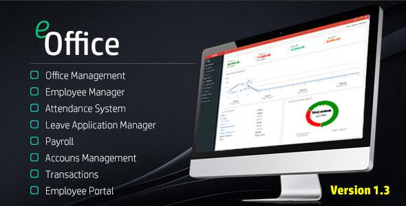eOffice CRM - (Accounts