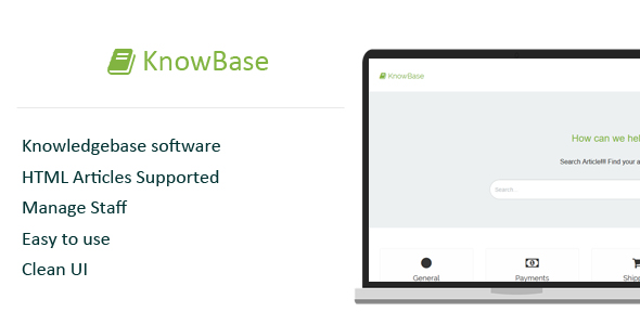 KnowBase - Knowledgebase System