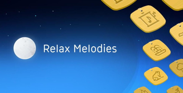 Sleep Sounds: Relax Melodies Unity Complete Project