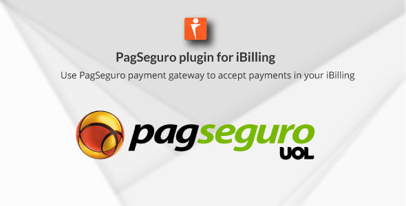 PagSeguro Payment Gateway Plugin for iBilling