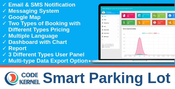 CK - Smart Parking Reservation System