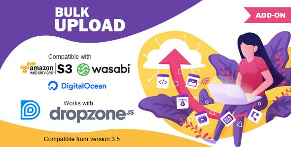 Bulk Upload for GoStock