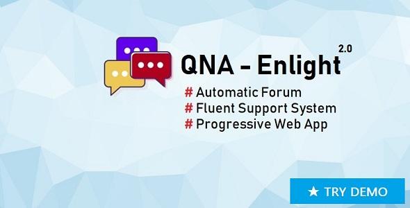 QnA-Enlight - Automatic Forum
