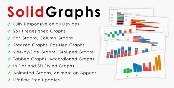 SolidGraphs | CSS3 Responsive Bar Graphs