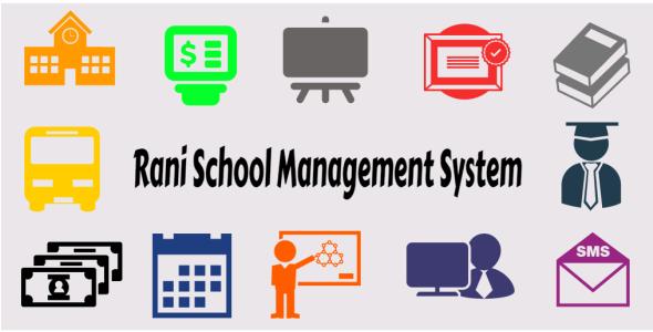 Rani School Management System