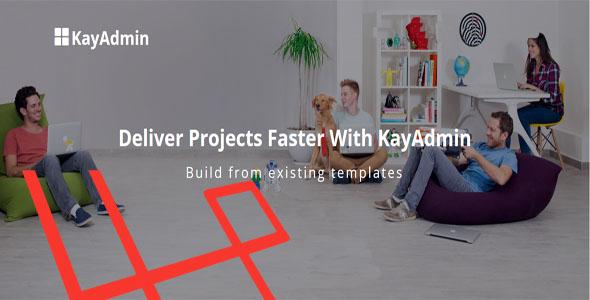 KayAdmin - Laravel admin panel
