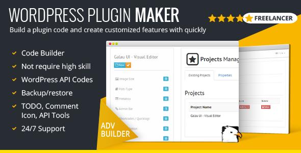 iWP-DevToolz ~ WordPress Plugin Maker