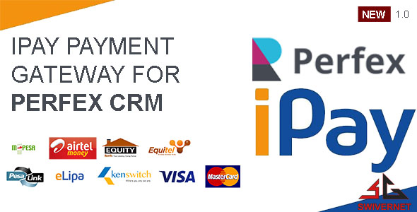 iPay Payment Gateway for Perfex CRM