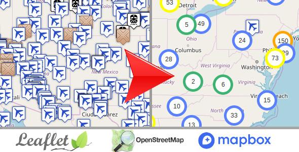 Leaflet OpenStreetMap
