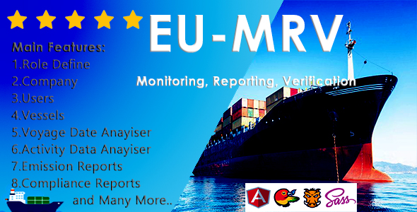 EU - MRV Regulatory Complete Solution