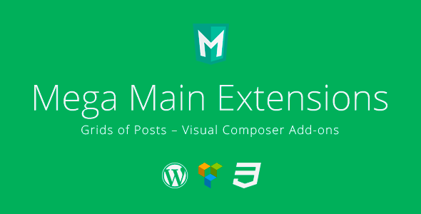 Grids of Posts - Visual Composer Addons