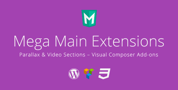 Parallax & Video Background - VC Addons