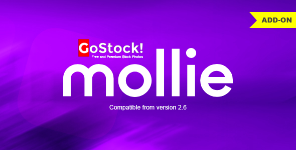 Mollie Payment Gateway for GoStock